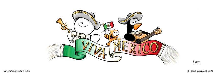 ¡Viva México!
